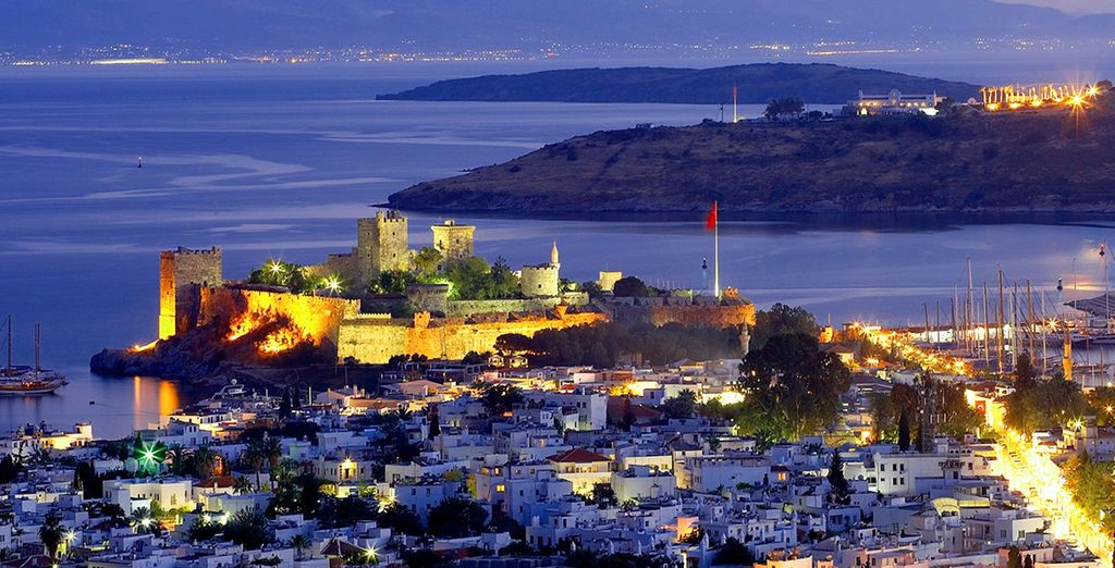 Discover Bodrum's history starting with St Peter's Castle