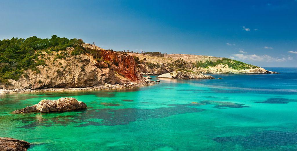 Let's go discover Ibiza