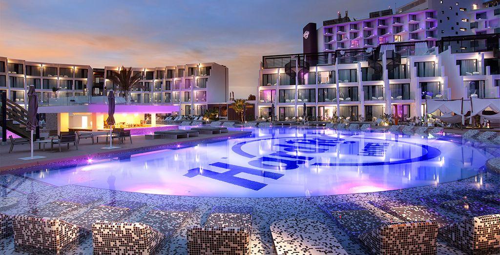 Hard Rock Hotel Ibiza 5* - luxury hotel in Ibiza