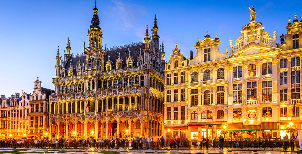 Brussels travel guide - culture and festivals