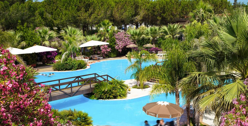 Oleandri Resort Paestum 4 Voyage Privé Up To 70