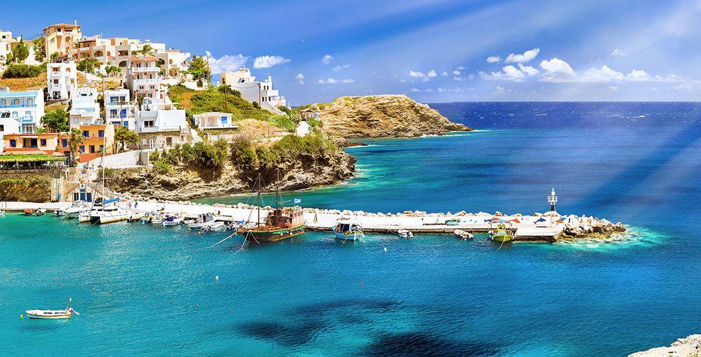 Bereiten Sie Ihre Reise nach Kreta mit unserem Reiseführer vor