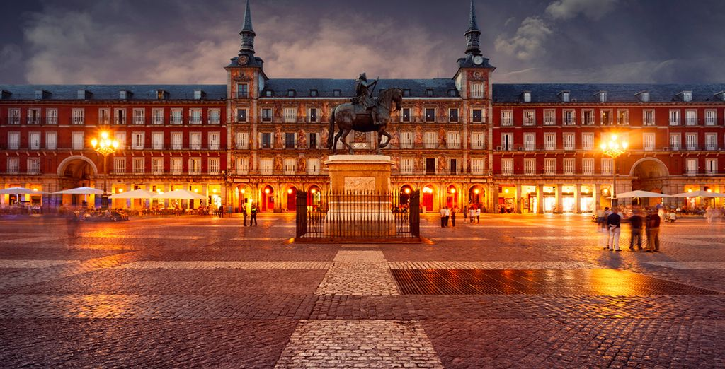 Madrid travel guide and tips