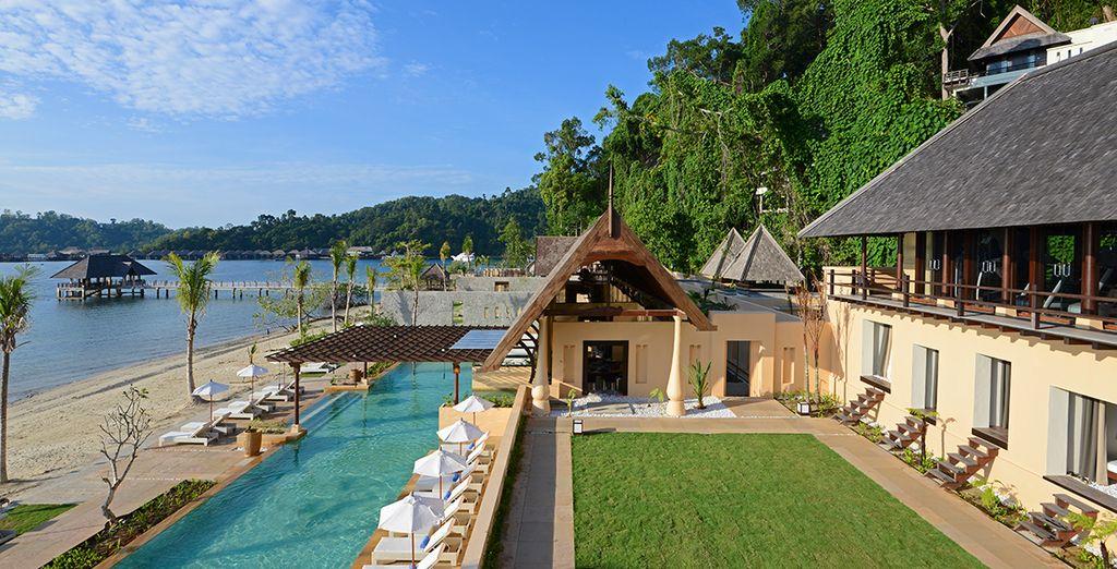 The Majestic Hotel Kuala Lumpur & Gaya Island Resort 5* - luxury resort in Kuala Lumpur