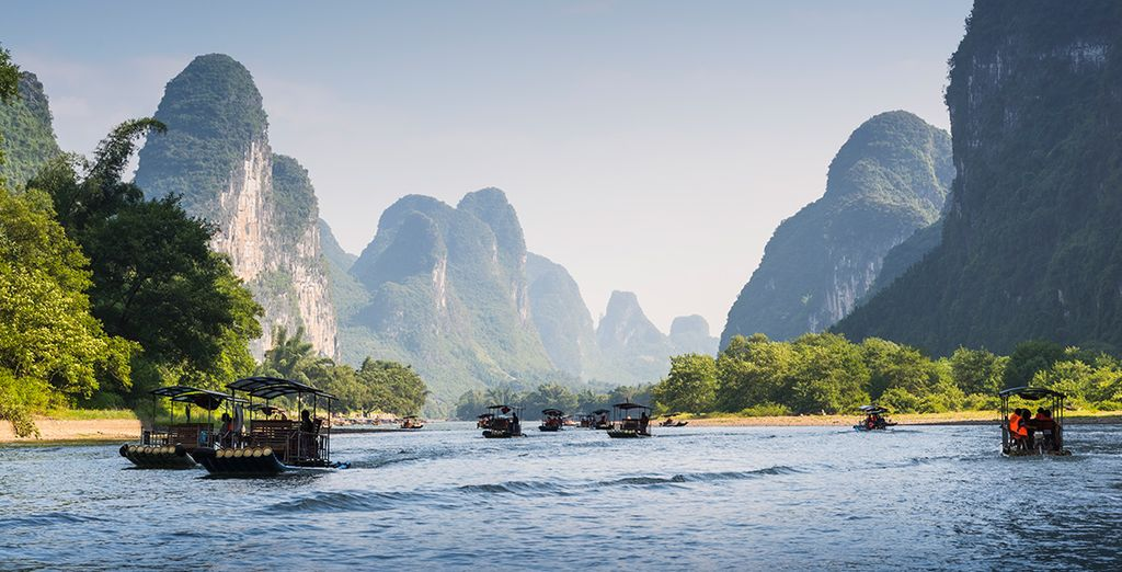 Full China Private Tour : li river