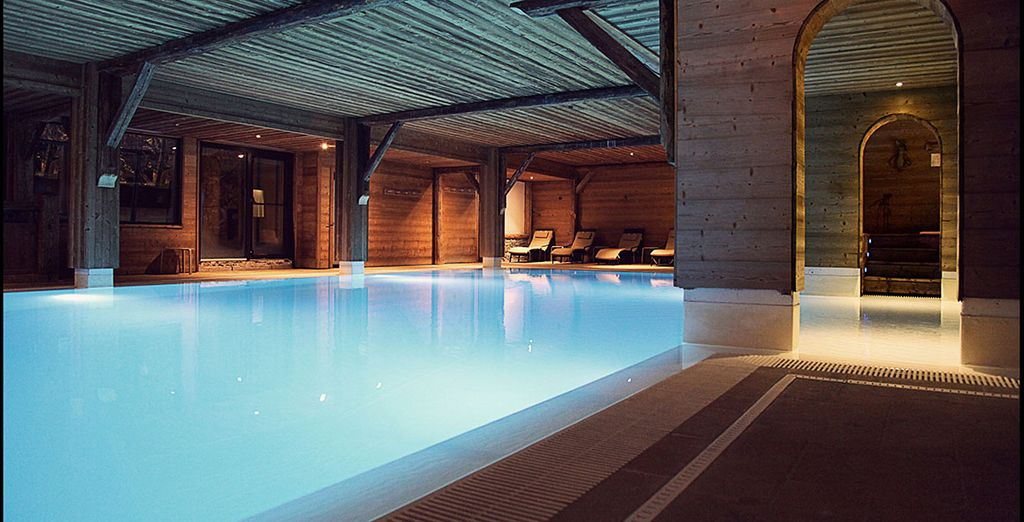 Hotel La Marmotte and Spa - ski in Morzine