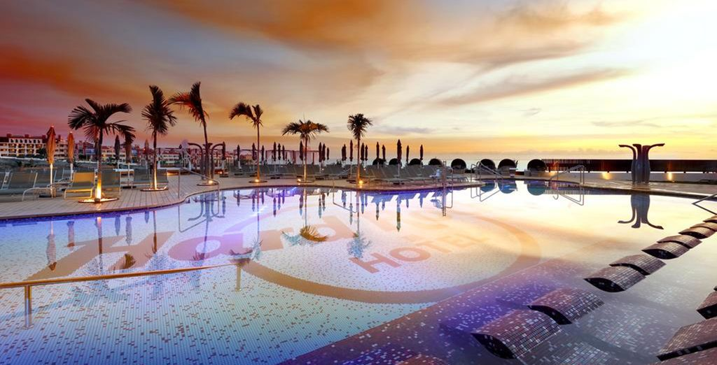 Hard Rock Hotel Tenerife 5* - best hotel in Tenerife
