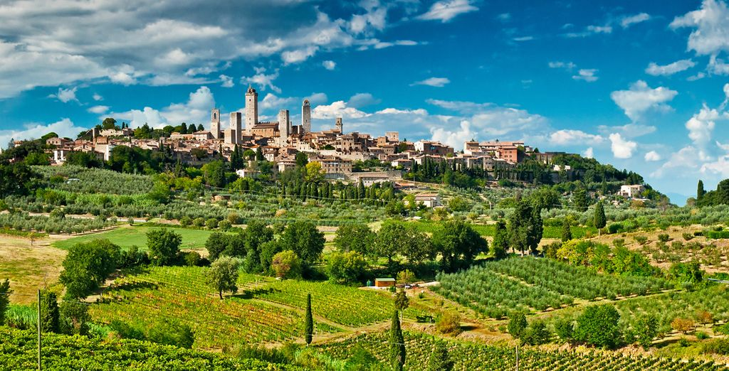 The Thousand Colours of Tuscany : great deals