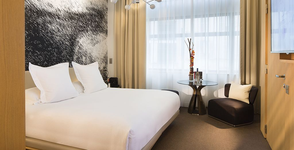 Hotel Le Cinq Codet 5*