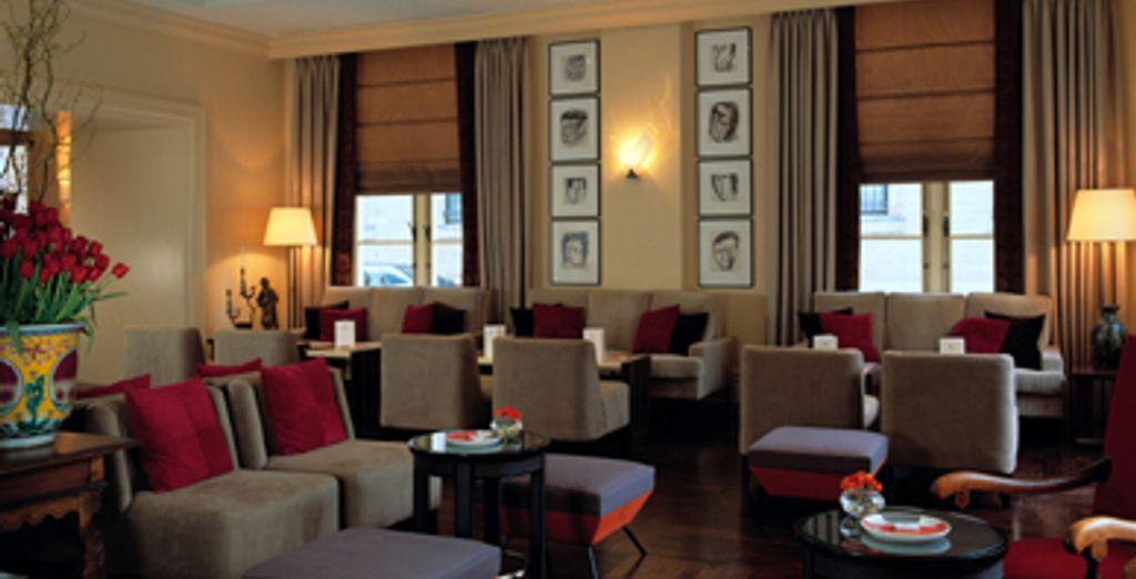 - Hotel Amigo***** - Brussels - Belgium Brussels