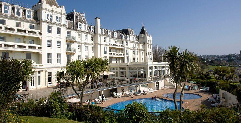 The Grand Hotel 4*