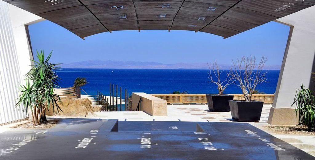 Perfectly located in enchanting Egypt - Le Meridien Dahab Resort***** - Dahab - Egypt Dahab
