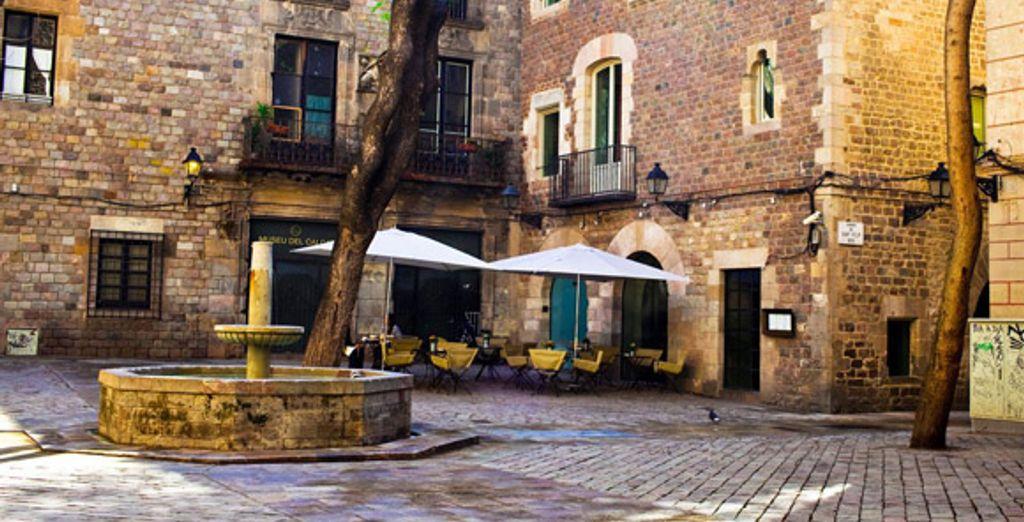 - Hotel Neri**** - Barcelona - Spain  Barcelona