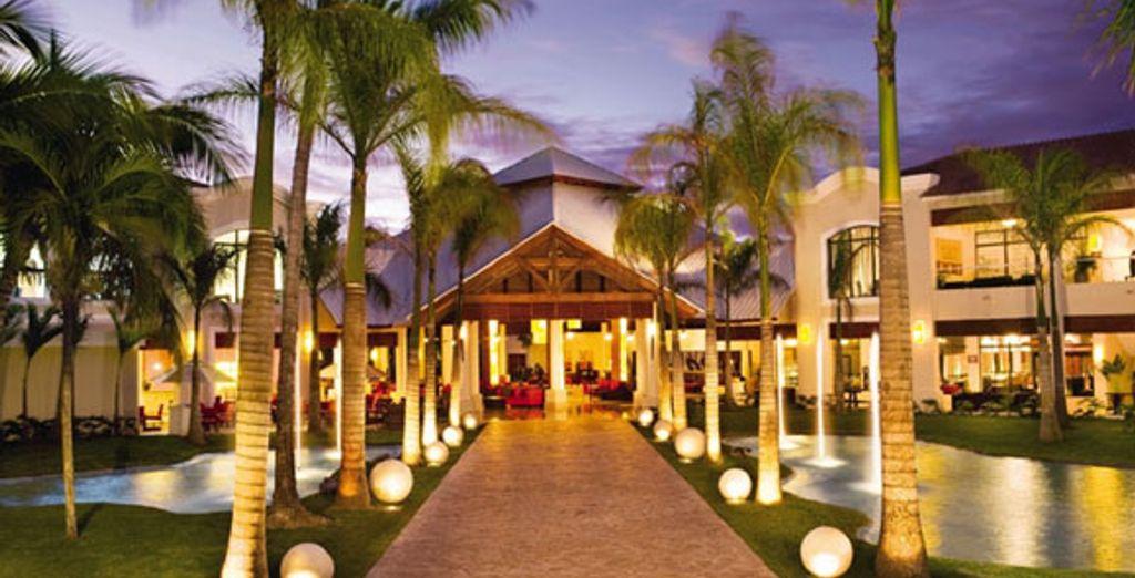 - Dreams Palm Beach Punta Cana***** - Punta Cana - Dominican Republic Punta Cana