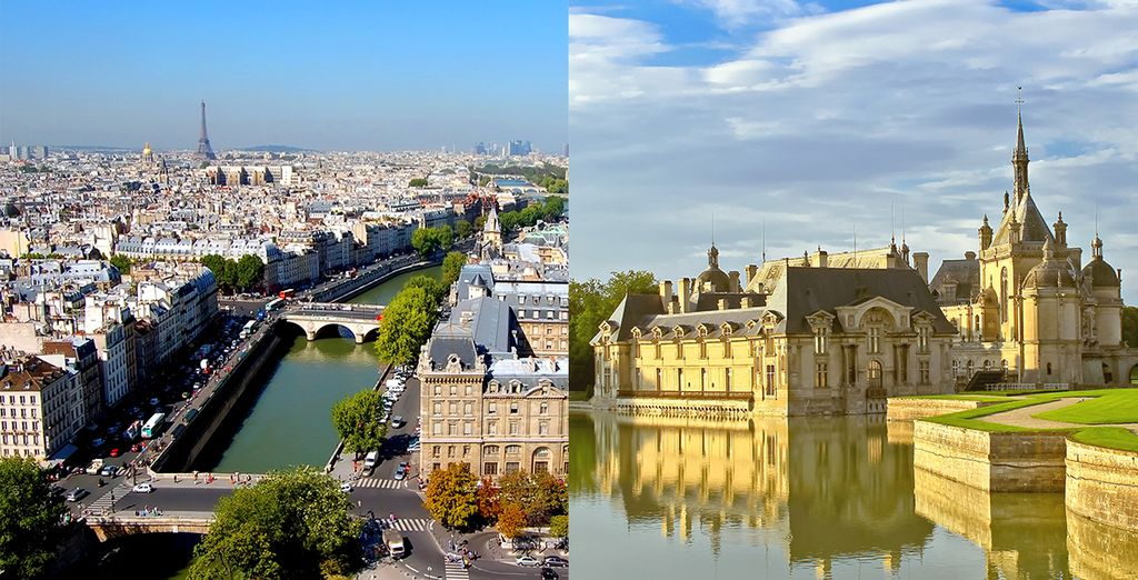 Discover two sides of beautiful France this Winter or Spring