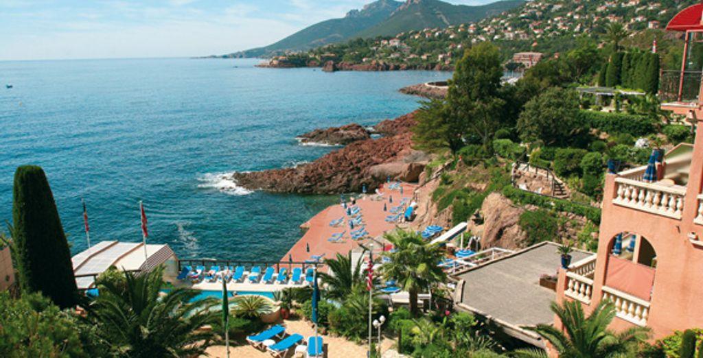 - Tiara Miramar Beach Hotel**** - Theoule-sur-Mer - France Theoule-Sur-Mer