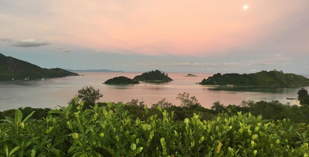 This secluded haven is the perfect romantic hideaway - Cerf Island Resort 4* Mahe Island