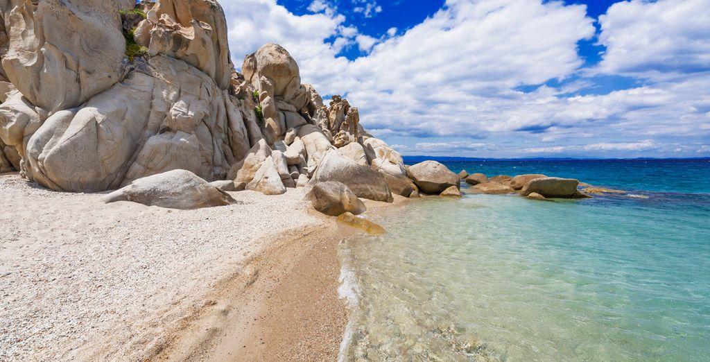 Explore the surrounding coastal beauty