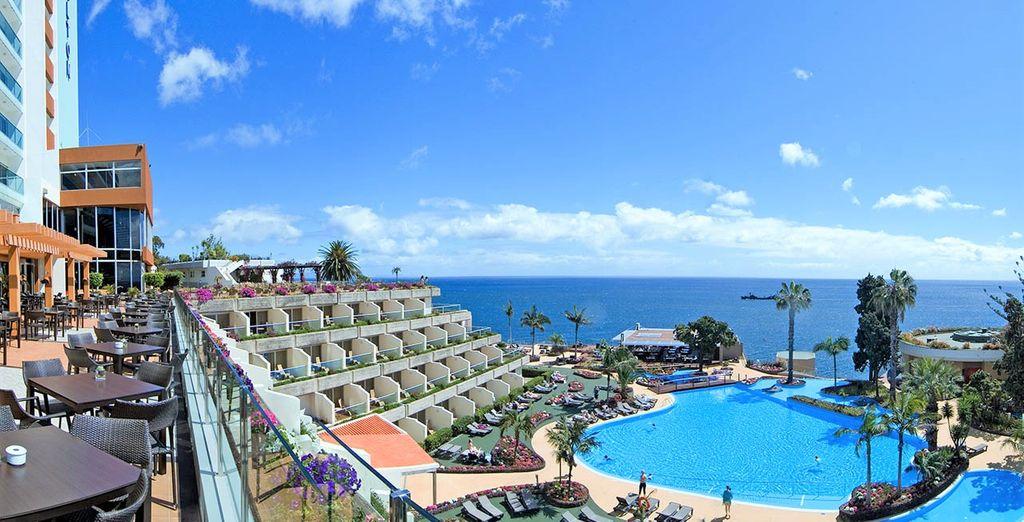 Pestana Carlton Madeira Ocean Resort Hotel 5* - last minute