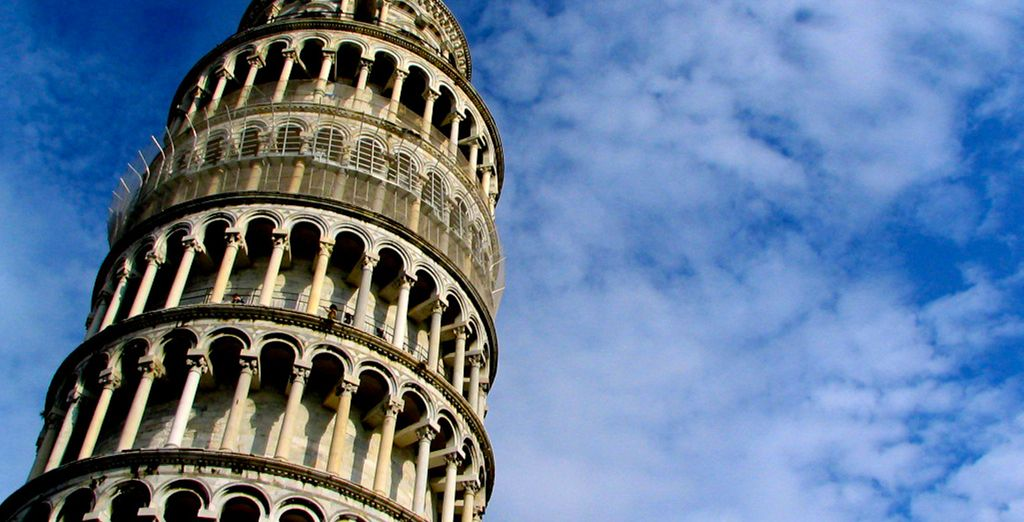 As well as some more iconic Italian sites
