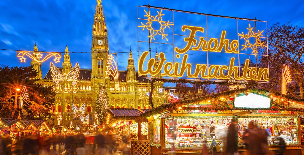 Visit Vienna in the most magical time of the year