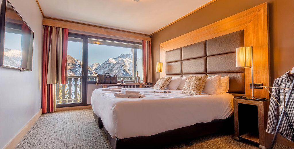 Hotel Ibiza 3* - family ski holidays