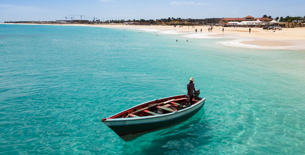 Cape Verde during November