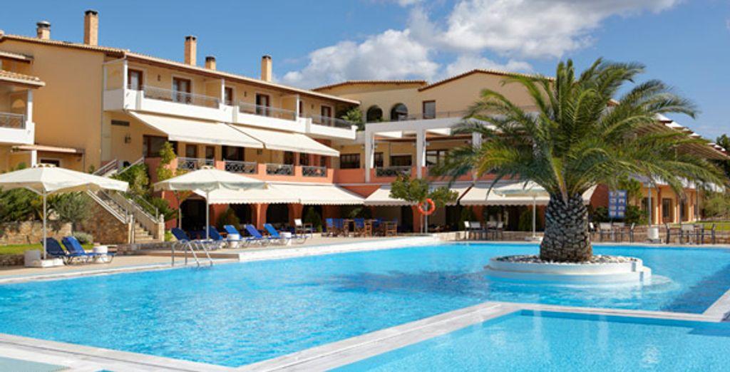 - Negroponte Resort Eretria **** -  Greece - Eretria  Eretria