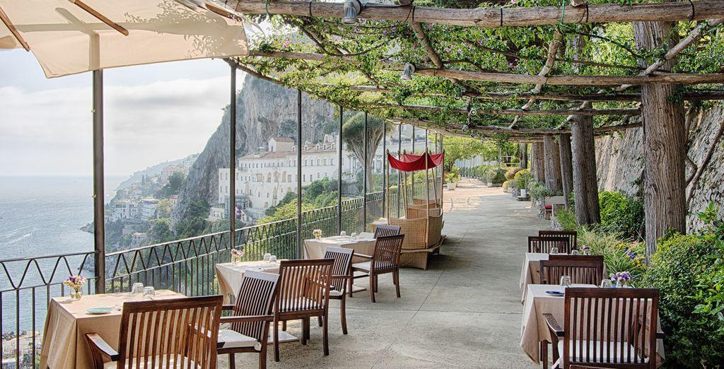 NH Collection Grand Hotel Convento di Amalfi 5*