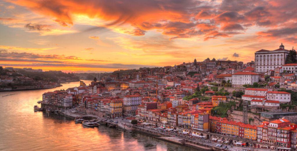 - Sheraton Porto***** - Porto - Portugal Porto