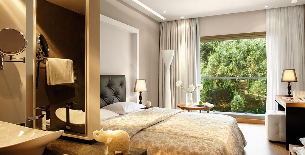 Stay in luxurious accommodation - Marbella Beach Hotel***** - Corfu - Greece Corfu