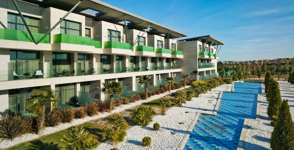 The 5-star La Finca Golf & Spa Resort - La Finca Golf & Spa Resort 5* Alicante