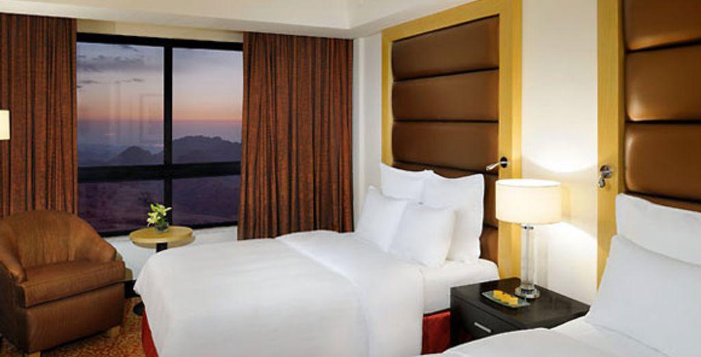Petra Marriott Room