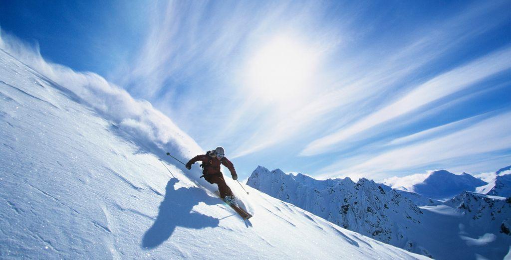 Embark on a Winter Wonderland adventure