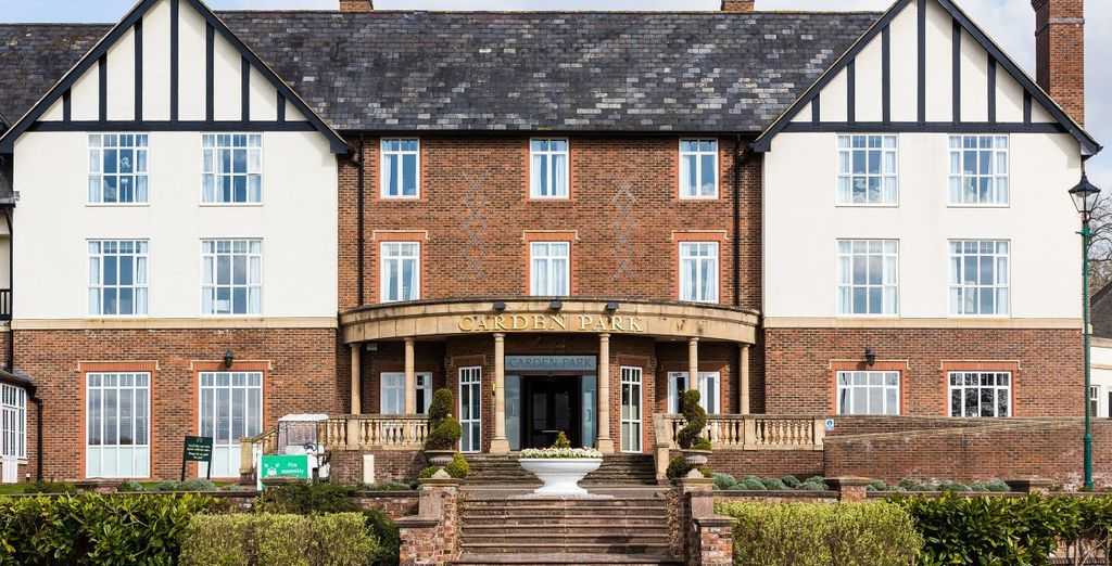 Carden Park Cheshire's Country Estate 4* - Hotel in Chester