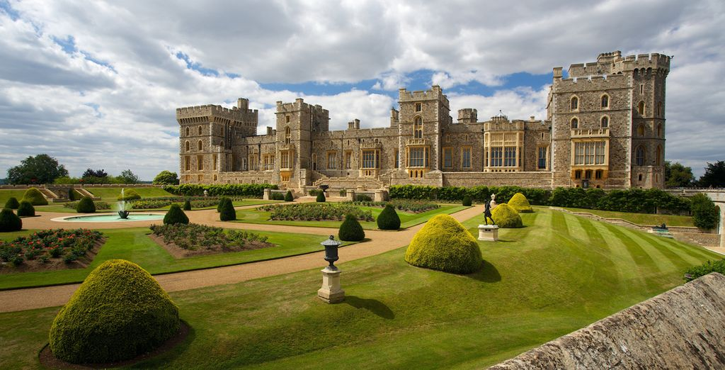 Or history buffs might prefer the nearby Windsor Castle!