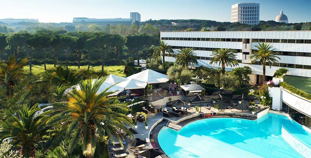 Sheraton Roma Hotel 4*