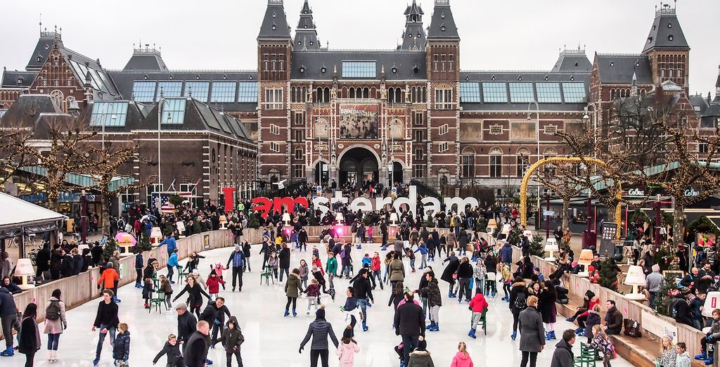 Top activities in Amsterdam holidays