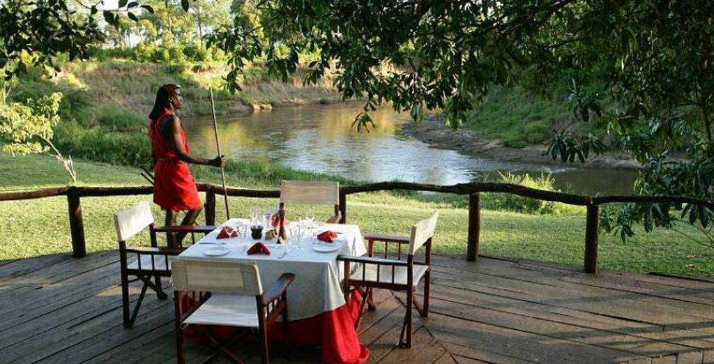 This superb safari begins in Nairobi