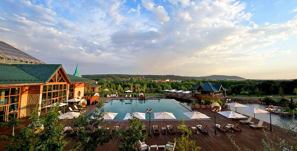 At Michlifen Ifrane Suites & Spa