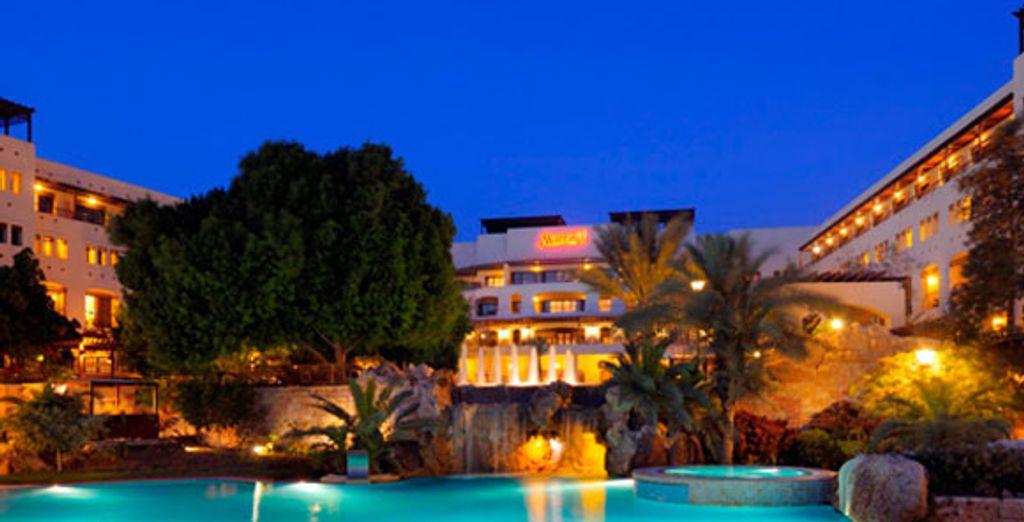 Jordan Valley Marriott - Private Tour of Jordan - Amman, Petra & the Dead Sea - Jordan Amman, Petra & Dead Sea