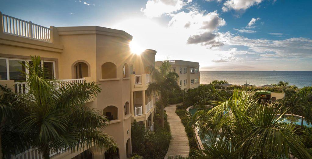 At The Hamilton Beach Villas & Spa - The Hamilton Beach Villas & Spa 4* Nevis