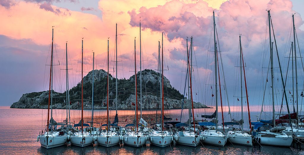 Sail your own yacht with this adventurous Neilson flotilla holiday