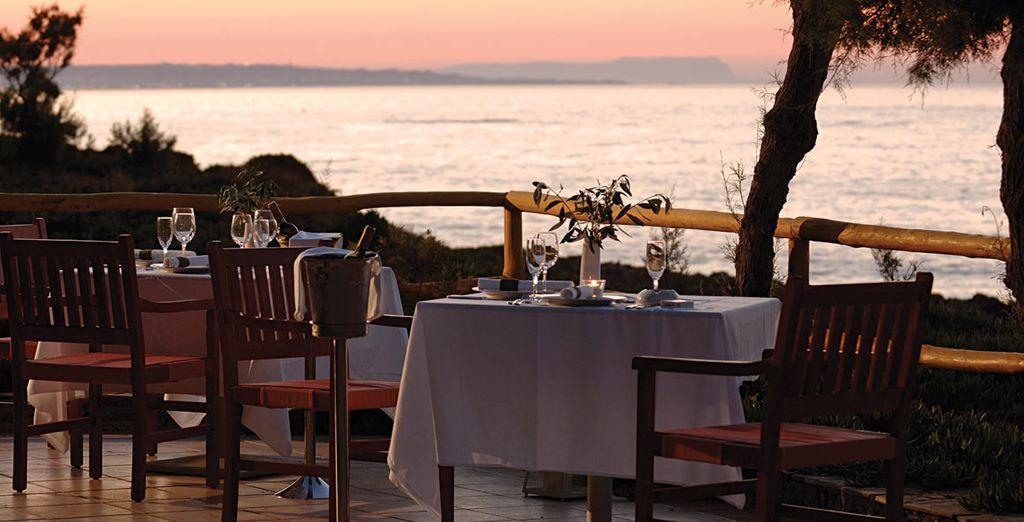 Welcome to Ikaros Resort - Ikaros Beach Luxury Resort & Spa***** - Crete - Greece Crete