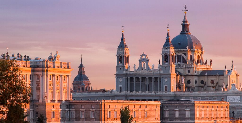Discover magical Madrid...