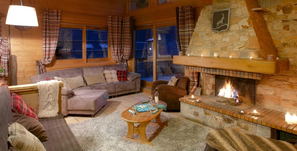 Neilson Chalet Chardonnet 4* - ski in january