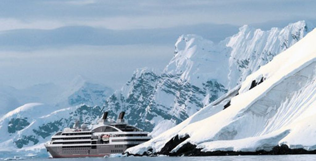 - Antarctic Ponant Luxury Cruise ***** - Various Various