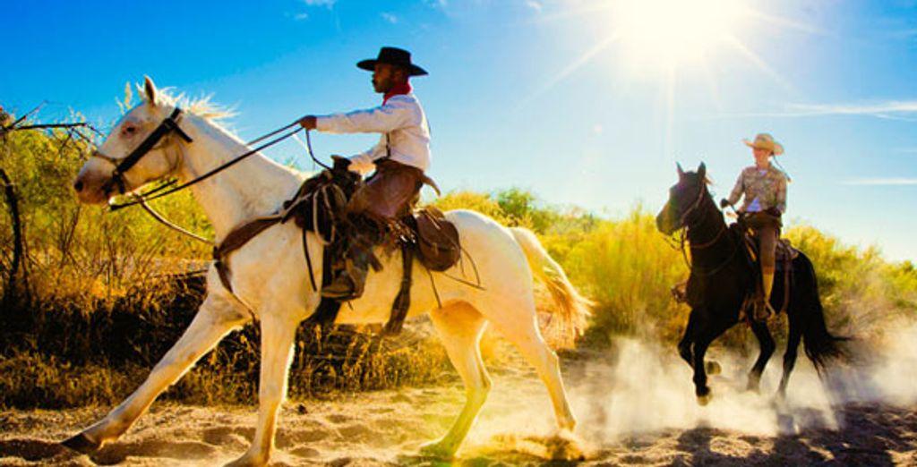 - Tanque Verde Ranch - Tucson, Arizona - USA Tucson, Arizona