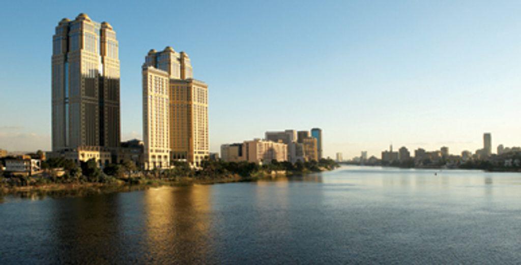 - Sanctuary MS Nile & Fairmont Nile City***** - Egypt Various