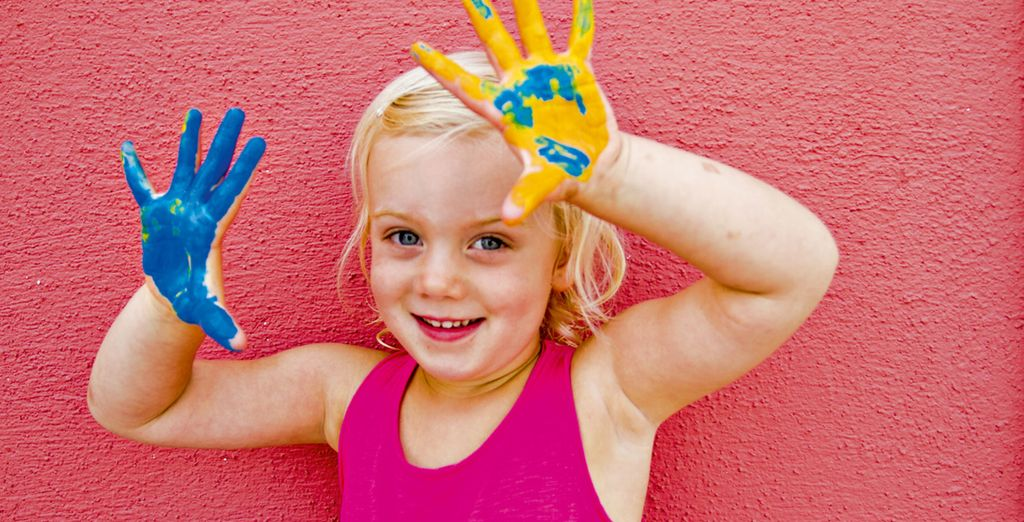 Those travelling with kids and infants can take advantage of the included kids clubs